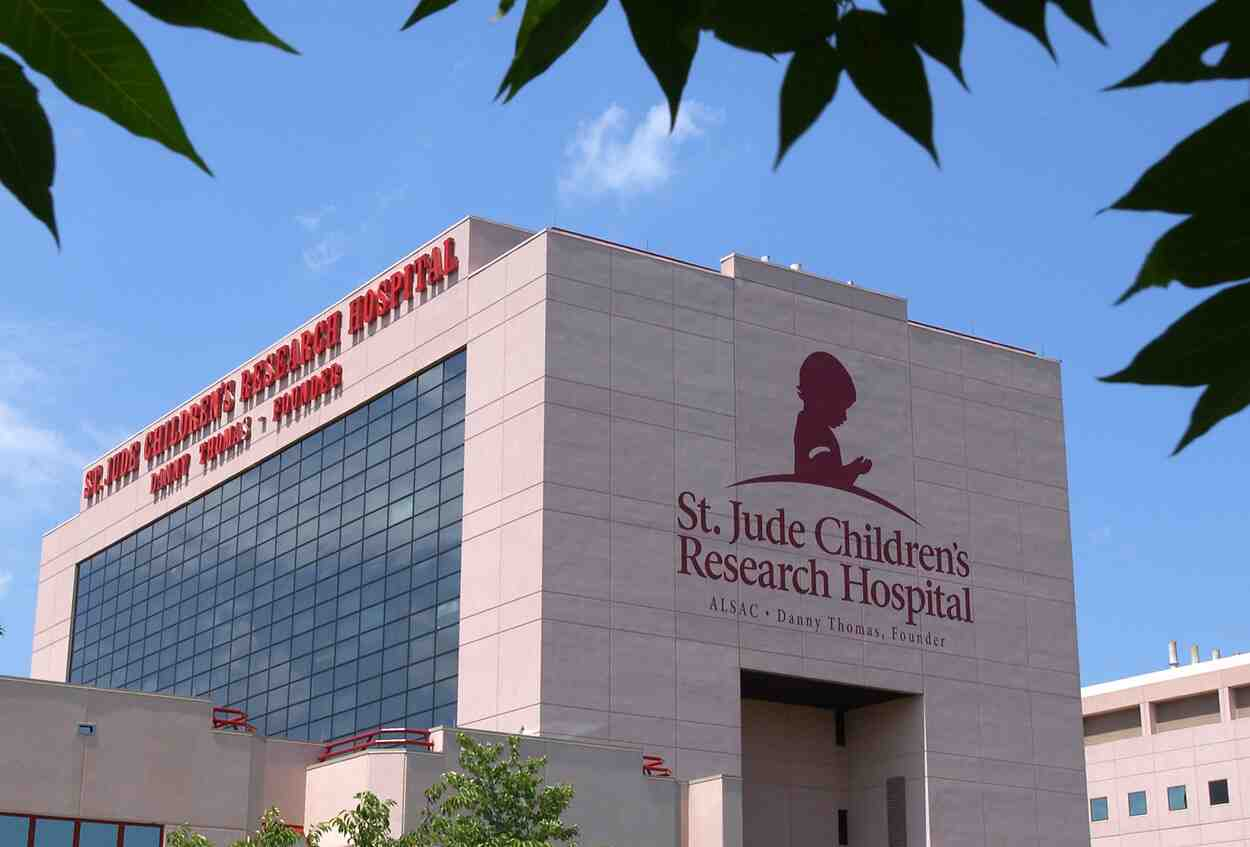 What is the number 1 children's hospital in the world?